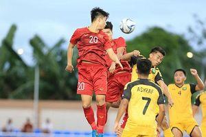 Thua 0-6 nhưng 'nhà giàu' Brunei … không khóc