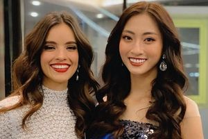 Đến Miss World 2019 trễ, Lương Thùy Linh vẫn lọt top 40 Top Model