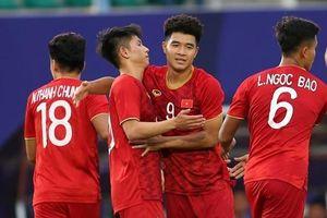 U22 Việt Nam đè bẹp U22 Brunei 6 bàn bằng đội hình dự bị