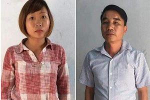 Cưỡng đoạt tiền của chủ lò than, 2 người tự xưng phóng viên bị bắt giữ