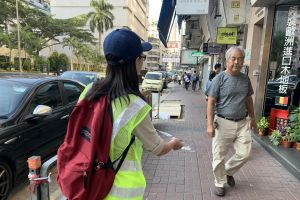 Bầu cử hội đồng quận: Hong Kong trải qua cuối tuần yên bình
