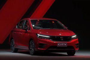 Honda City 2020 chính thức ra mắt, giá từ 443 triệu đồng
