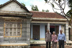 Phú Yên: Đến cuối năm 2019 không còn hộ nghèo chính sách có nhà ở tạm bợ