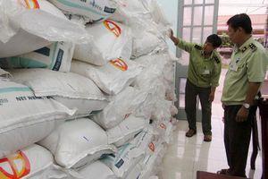 Cao điểm 'tấn công' đường lậu: 2 tháng, An Giang thu giữ hơn 32 tấn