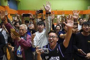 Tình hình Hong Kong mới nhất: Phe thân Bắc Kinh thua nặng trong bầu cử