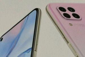 Lộ diện Huawei Nova 6 SE, hình thức khá giống iPhone 11 Pro