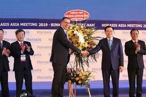 Khai mạc Diễn đàn Hợp tác kinh tế châu Á Horasis