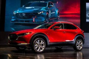 Mazda CX-30 2020 có giá từ 21.900 USD