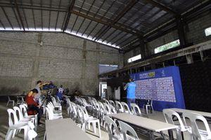 Những hình ảnh khó tin về phòng họp báo tại SEA Games 30