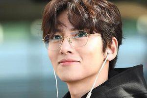 Ji Chang Wook có mặt ở sân bay, chuẩn bị tới Việt Nam