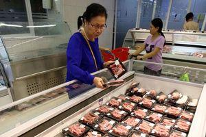 Méo mặt vì giá thịt lợn