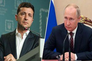 Tổng thống Putin, Zelensky điện đàm về vấn đề trung chuyển khí đốt