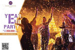 Grand Mercure Danang – Ưu đãi trọn gói tiệc cuối năm