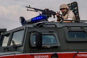 Thổ giăng bẫy cài Nga ở Đông bắc Syria