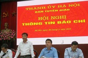 Thị xã Sơn Tây đầu tư trên 705 tỷ đồng thực hiện các mục tiêu văn hóa-xã hội