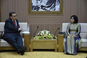 Hợp tác trong lĩnh vực pháp luật và tư pháp Việt Nam- Phần Lan ngày càng tốt đẹp