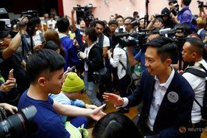 Chiến thắng biểu tượng của 'phe dân chủ' Hong Kong
