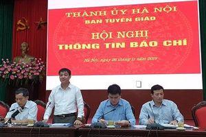 Thị xã Sơn Tây: Phát huy giá trị các di tích gắn với phát triển du lịch