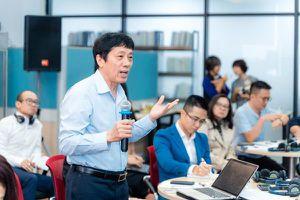 'Muốn phát triển đất nước, rất cần đào tạo nhân tài'