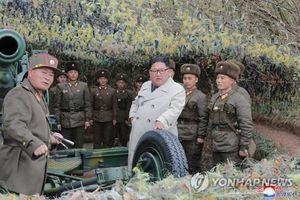 Triều Tiên tập trận bắn đạn thật trên đảo tiền tiêu, Hàn Quốc có phản ứng