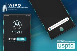 Motorola Razr 2 sẽ được trang bị cảm ứng viền