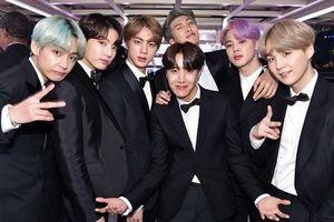BTS giành 'liên hoàn cúp' tại American Music Awards 2019
