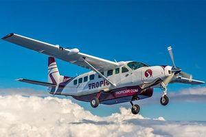 Cướp máy bay tại Papua New Guinea