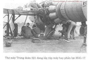 Bất ngờ: Việt Nam đã tự lắp ráp tiêm kích từ… hơn nửa thế kỷ trước