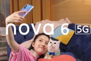 Thông tin mới nhất về chiếc Huawei Nova 6 sắp ra mắt