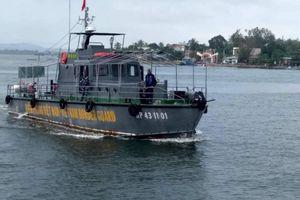 Công an vào cuộc xác minh, điều tra ngư dân mất tích ở Cửa Đại