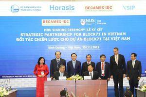 Địa điểm thứ tám của BLOCK71 sẽ hỗ trợ đổi mới sáng tạo và khởi nghiệp của Việt Nam