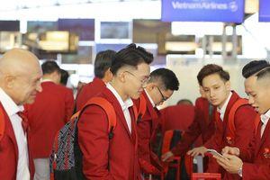 Đoàn Thể thao Việt Nam được bay thẳng sang Philippines để dự SEA Games 30