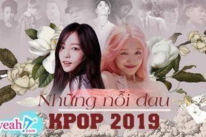 Đau một nỗi đau Kpop 2019: Ngày thiên thần chọn rời xa, còn yêu thương thì ở lại!