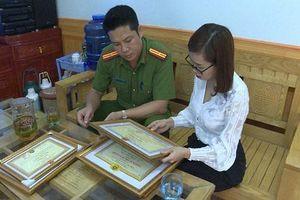 Lào Cai: Thiếu tá Lường Quyết Tâm - tấm gương sáng của ngành Công an nhân dân