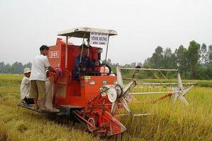 Công nghiệp phục vụ nông, lâm, ngư nghiệp: Bước phát triển tích cực