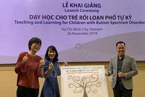 Singapore và Việt Nam hợp tác giáo dục đặc biệt cho trẻ tự kỷ