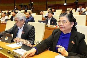 Giao Chính phủ xem xét, quyết định tổng mức đầu tư dự án Cảng hàng không quốc tế Long Thành