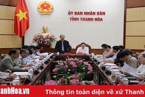 Tập trung giải phóng mặt bằng dự án đường cao tốc Bắc - Nam phía Đông qua địa bàn tỉnh Thanh Hóa