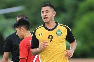 Hoàng tử 'siêu giàu' của U22 Brunei có thể sang Việt Nam chơi bóng
