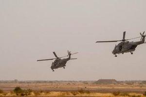 Hai trực thăng đâm nhau, 13 quân nhân Pháp thiệt mạng