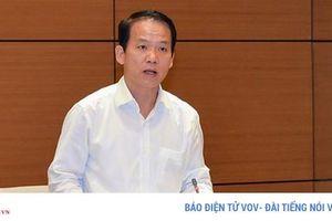 Chân dung tân Chủ nhiệm Ủy ban Pháp luật Hoàng Thanh Tùng