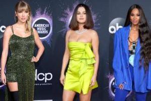 American Music Awards 2019: khi các giọng ca nữ chiếm lĩnh sân khấu
