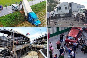 Những vụ tài xế chạy bạt mạng, lấn làn gây tai nạn thảm khốc khiến dư luận bàng hoàng xót xa