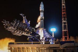 Nga phóng thành công tên lửa Soyuz-2 vào không gian