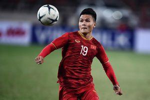 Quang Hải - người lĩnh trọng trách như Neymar