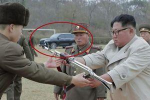 Lộ diện xe sang Lexus mới của ông Kim Jong Un