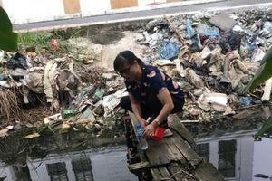700.000 m3 nước thải hàng ngày đổ vào hệ thống An Kim Hải