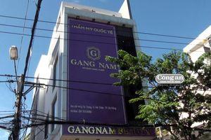 Phạt 90 triệu đồng và đình chỉ hoạt động 9 tháng TMV Gang Nam Spa