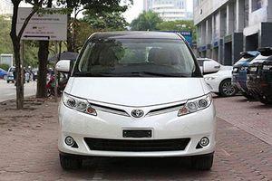 Cận cảnh Toyota Previa 2019 gần 3 tỷ đồng tại Hà Nội