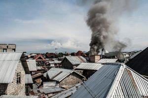 Congo: Số nạn nhân thiệt mạng trong vụ rơi máy bay tăng lên 29 người